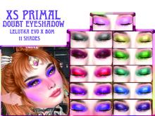 XS Primal Doubt Evo X Eyeshadow