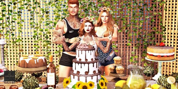 .:Chloe Poses:. - Happy Birthday