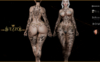 Sevilla Tattoo - Black , single color, Maitreya, Legacy, INTHIUM KUPRA, Belleza, Signature, Omega, BOM - Vezzo Ink
