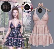DEAD DOLL - Rya Dress - Blush