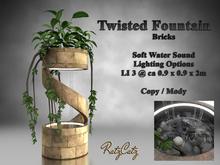.: RatzCatz :. Twisted Fountain - Brick Style