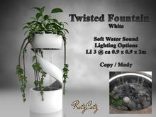 .: RatzCatz :. Twisted Fountain - White