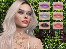 DIALOGUE Anna lips for Lelutka Evo X 3.0