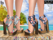 Bens Boutique - Aleja High Heels - Hud Driven