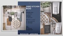 BROKEN ARROWS - Anne Kitchen - Rod - FATPACK [ADD]