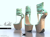 Nella :: Woman Shoes :: Mint :: {kokoia}