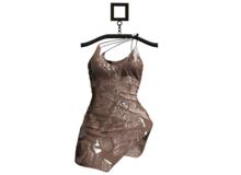 RAPTURE-Dress Ember-Shadow Dust