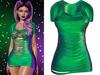 !PCP :: Ruby Dress [Holo Alien]