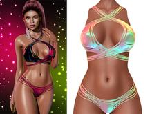 !PCP :: Nicki Bikini [Holo Rainbow]