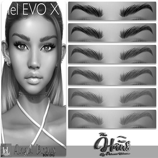 .:the-HAUS:. Angel BOM Eyebrows (LeL Evo X) DEMO