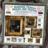 So Silly Gardner Lost Art - Cortege Florence, Degas 1880s?