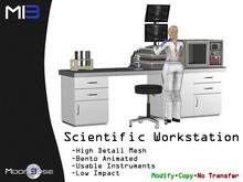 [MB3] Scientific Workstation