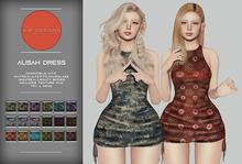 KiB Designs - Alisah Dress FATPACK