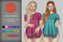 KiB Designs - Maelie Dress FATPACK