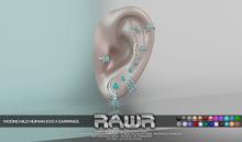 RAWR! Moonchild Human Ears EvoX (add me)