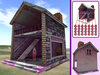 1 LI Dollhouse / Play House { Mesh Promo }