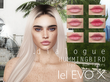 DIALOGUE Hummingbird lips for Lelutka EvoX 3.0