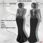 Lelila Gown Demo (Add)