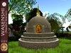 Wasenshi - Buddhist Peace stupa