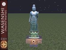 Buddhist Statue Rezzer