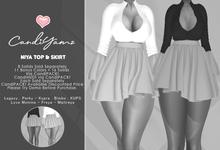 *CY* Niya . Top/Skirt . DEMO // (Add)