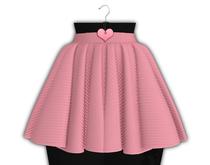 *CY* Niya . LightPink . Skirt // (Add)