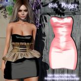 BRILLANCIA -Dress Peggy _PINK