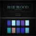 LeLutka Evolution X Eyeshadow Gen/Cat - Blue Blood - Ottilie