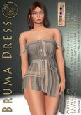 ***ArisArisB&W~Bruma Dress~HUD(ADD)