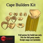 Sculpted Cape Builders Kit