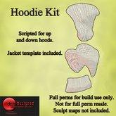 """"""" Hoodie """" hooded jacket Kit"""