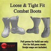 Combat Boot Kit