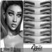 .:the-HAUS:. Nina II BOM & Applier Eyebrows (Genus) DEMO
