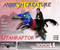 ANIMESH CREATURE ~ Utahraptor ~ Dawn Kingdoms v1.0