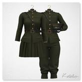 Kotolier . MilitaryUniform - olive