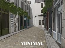 MINIMAL - La Venelle Scene