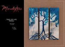 Moonley Inc. - Tree of Life Panel