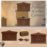 *PC* Pastoral Kitchen Cabinets