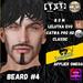 #TS# Beard #4 BOM - Lel Evo/Catwa HD Pro/ Classic