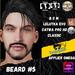 #TS# Beard #5 BOM - Lel Evo/Catwa HD Pro/ Classic