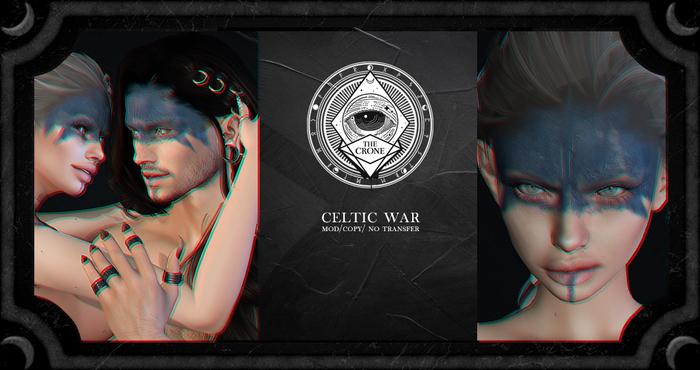 the crone . celtic war {BOM}