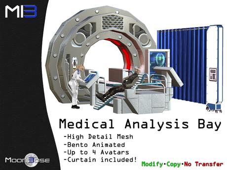 [MB3] Medical Analysis Bay