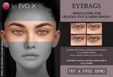 Izzie's - Eyebags (LeLutka Evo X)