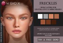 Izzie's - Freckles (LeLutka Evo X)