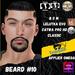 #TS# Beard #10 BOM - Lel Evo/Catwa HD Pro/ Classic