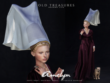 OLD TREASURES - AMELYN Hennin (wear me)