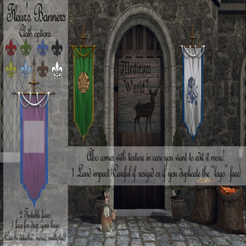 Mw - Fleur's Banner