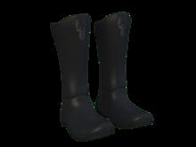 Mw- Lancaster Boots Black