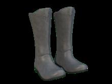 Mw- Lancaster Boots White