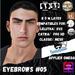 #TS#  Eyebrows #05 BOM - Lel Evo/Catwa HD Pro/ Classic